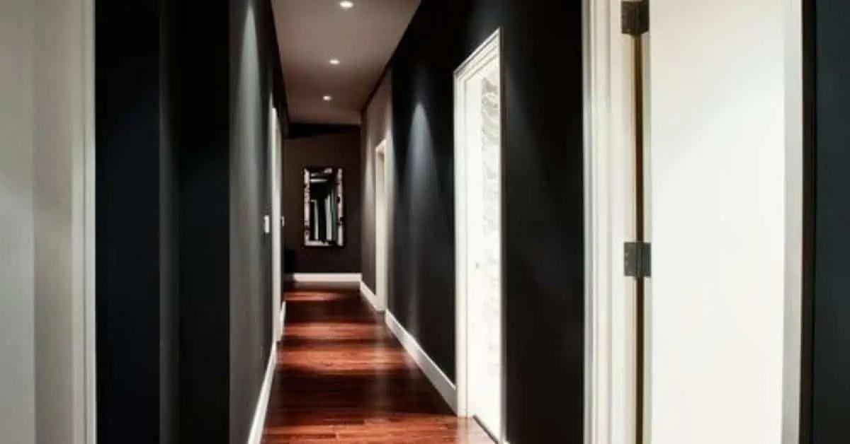 astuces pour la peinture du couloir