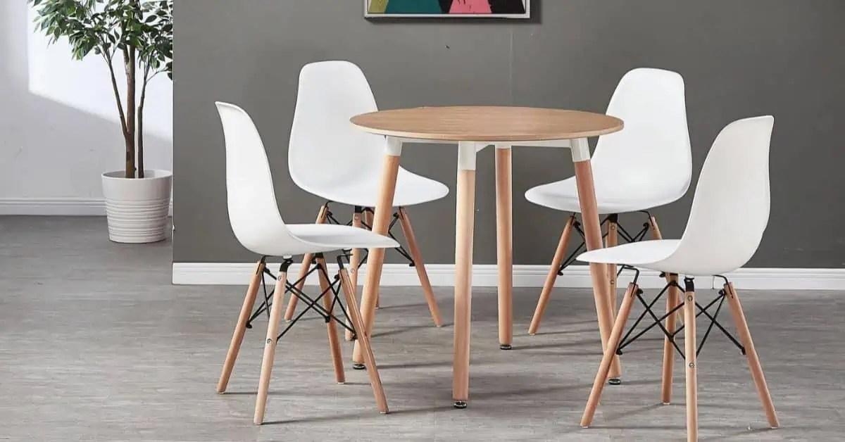 chaises scandinaves en solde ou