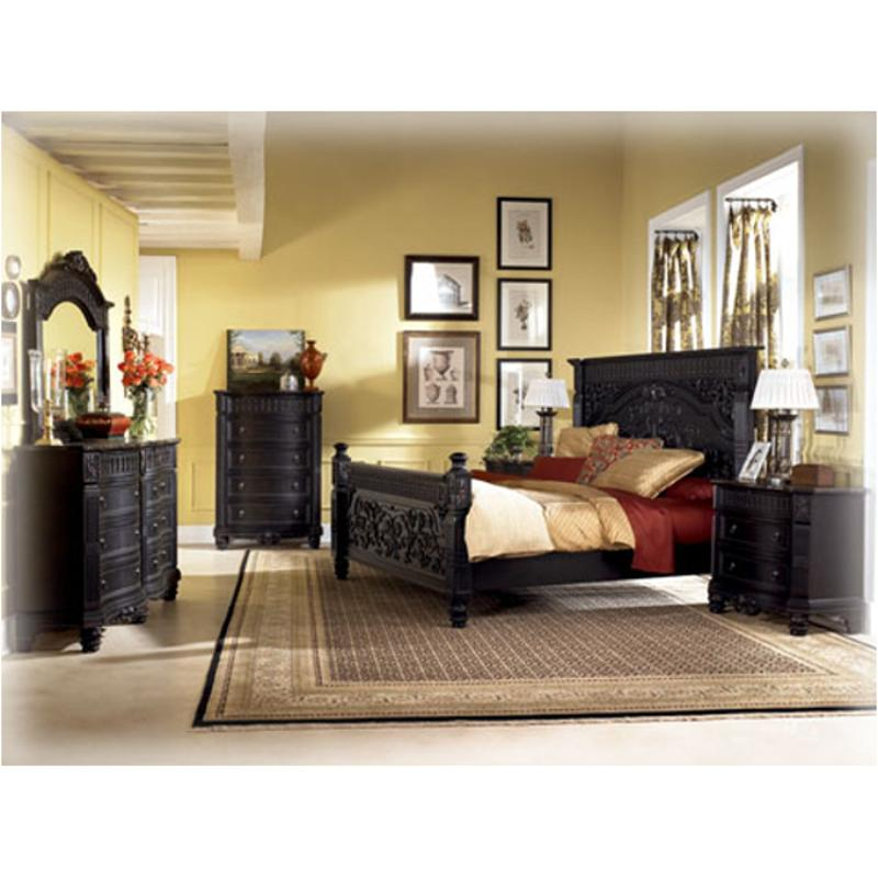 B651 31 Ashley Furniture Britannia Rose Bedroom Dresser