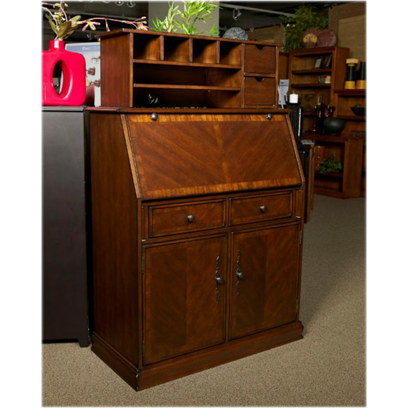 H527 29 Ashley Furniture Hamlyn Drop Front Secretary Desk
