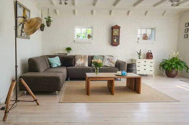 9 Easy Living Room Organization Hacks