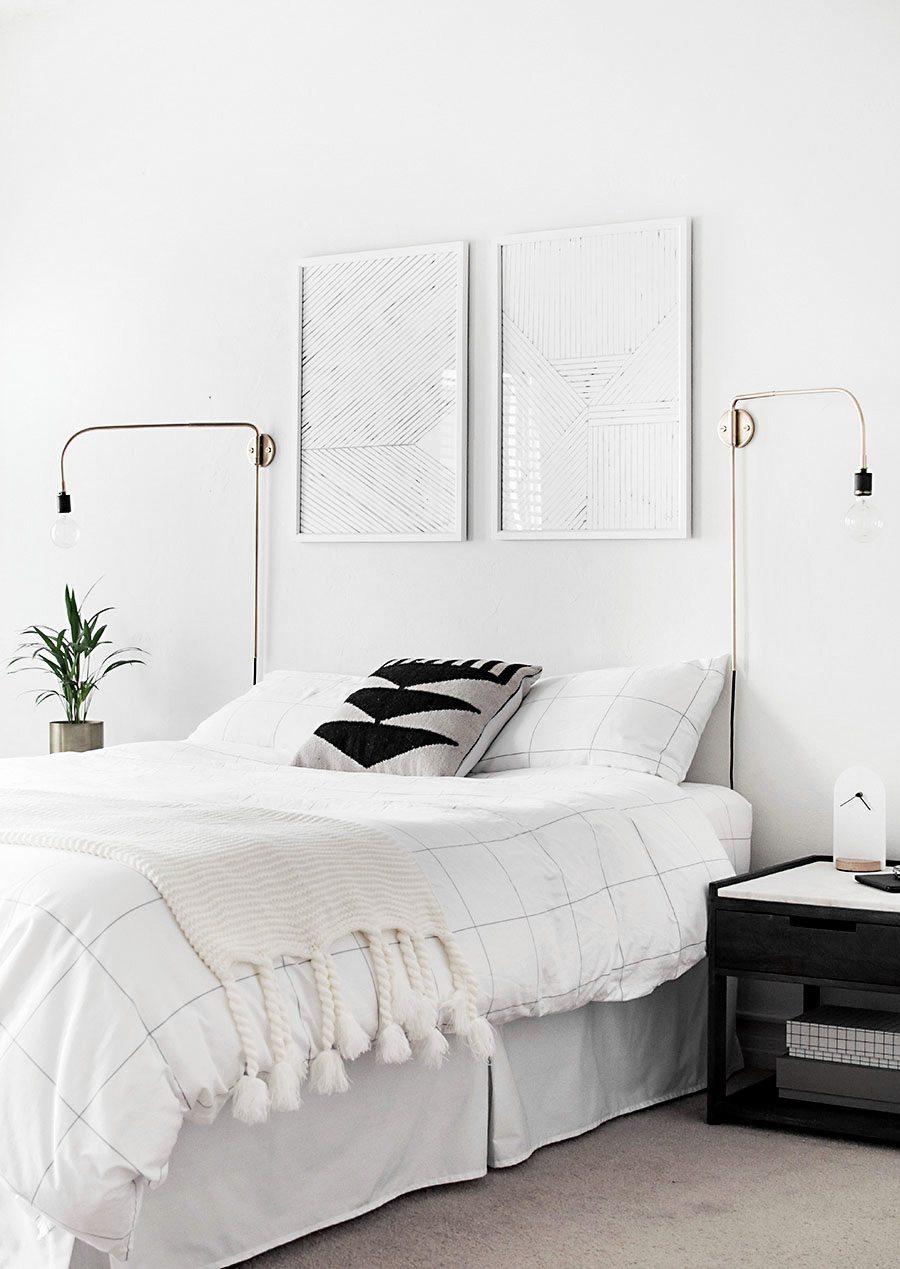 40 Minimalist Bedroom Ideas | Less is More | Homelovr on Bedroom Minimalist Ideas  id=56185