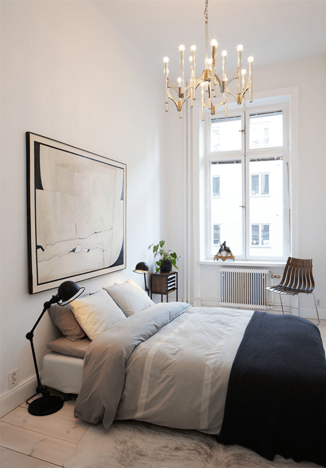 40 Minimalist Bedroom Ideas | Less is More | Homelovr on Minimalist Bedroom  id=75061
