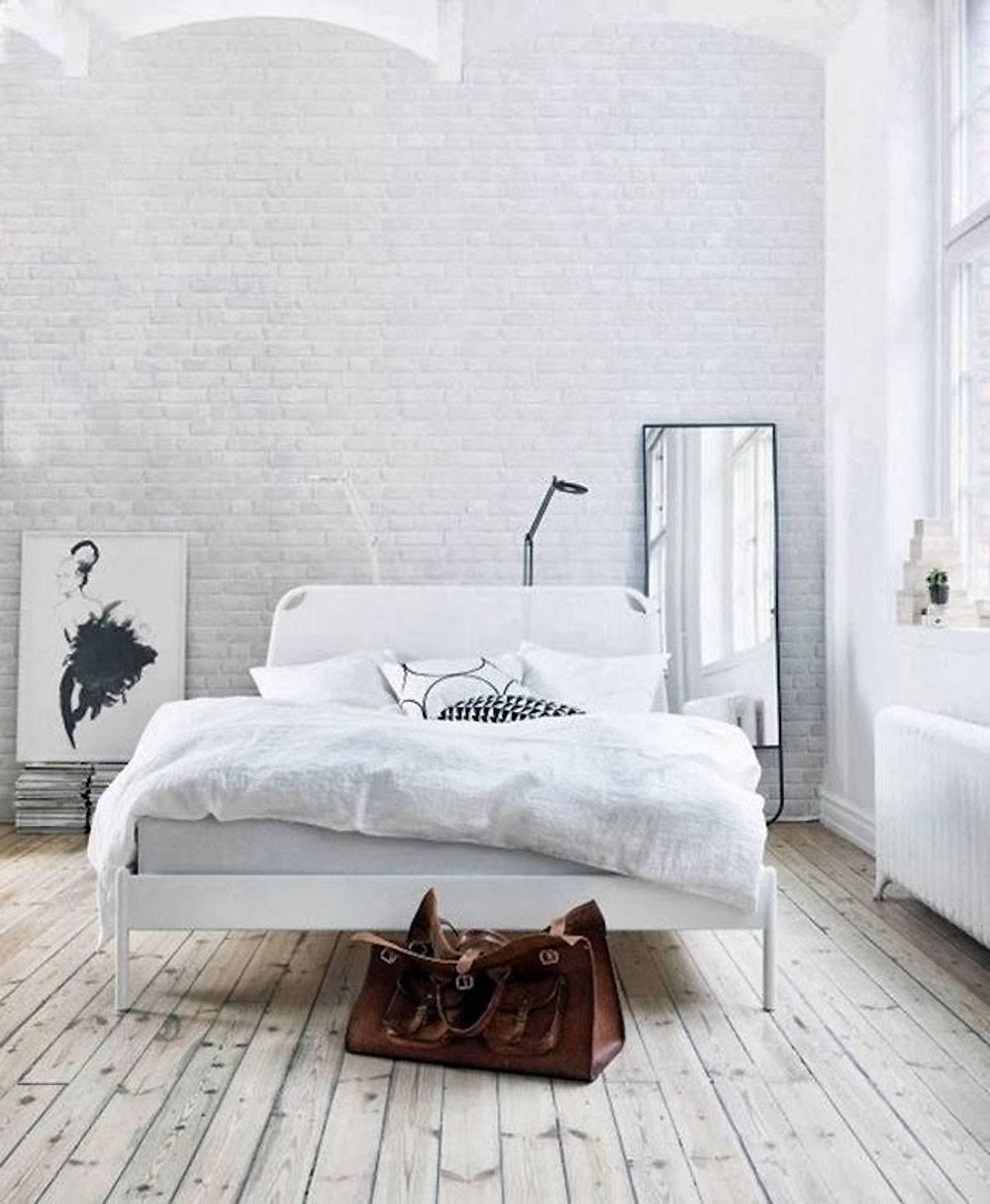 40 Minimalist Bedroom Ideas | Less is More | Homelovr on Bedroom Minimalist Ideas  id=12638