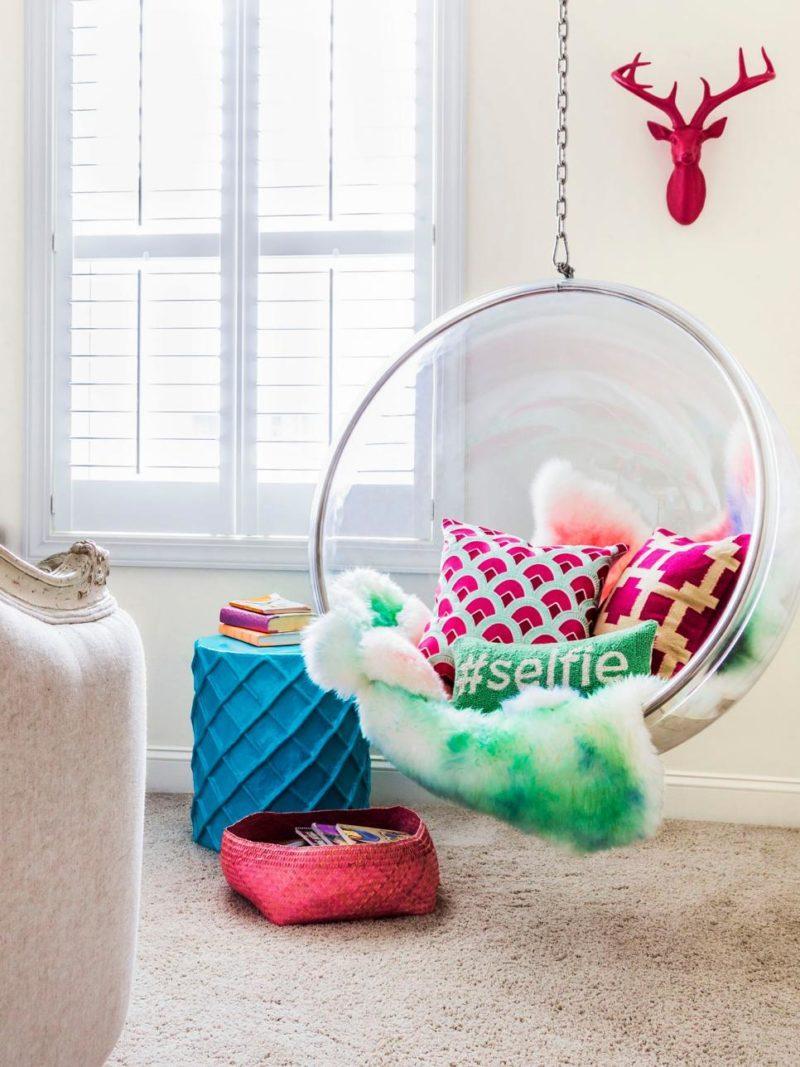 23 Stylish Teen Girl's Bedroom Ideas | Homelovr on Teen Rooms Girl  id=55537