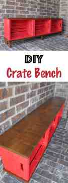 19 Creative Diy Wood Crate Project Ideas How To Repurpose Old Wooden Crates Homelovr