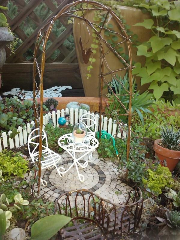 Beautiful Mini Garden