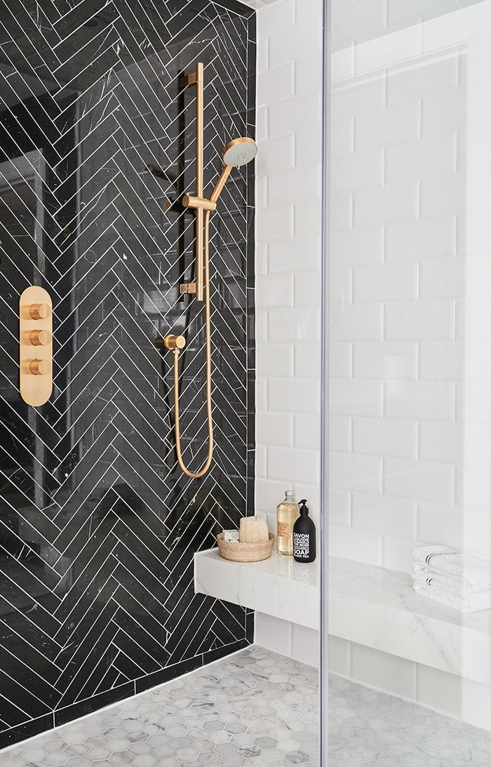 modern shower tile designs