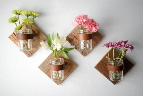 Homelysmart 10 Wonderful Diy Hanging Wall Vases Homelysmart