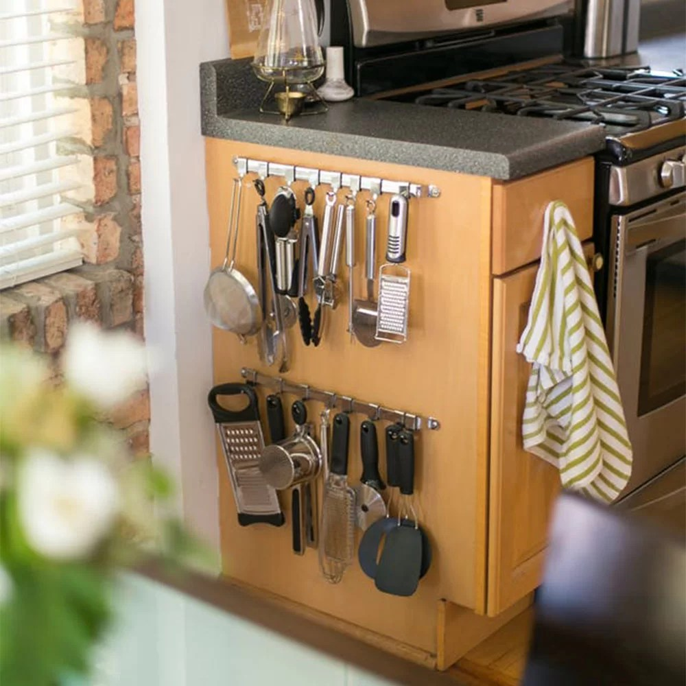 kitchen space ideas. 10  Organizing Ideas To Make Full Use Of Your Kitchen Space HomelySmart