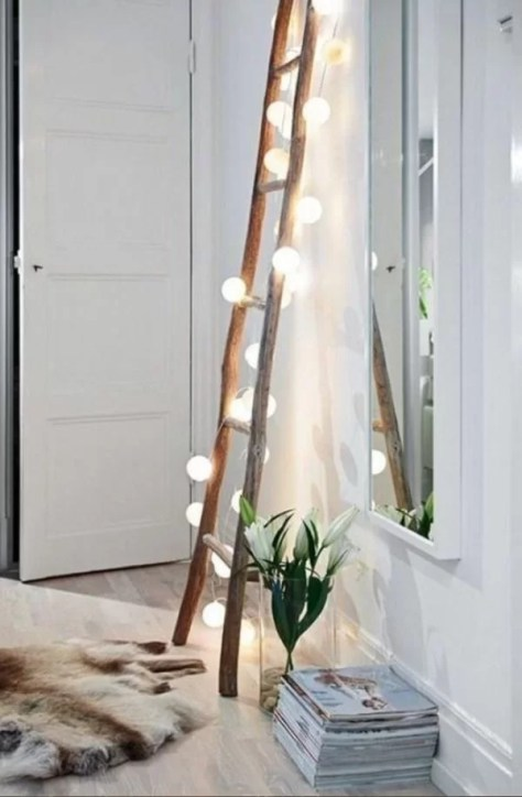Homelysmart 16 Lovely Indoor String Light Ideas Homelysmart