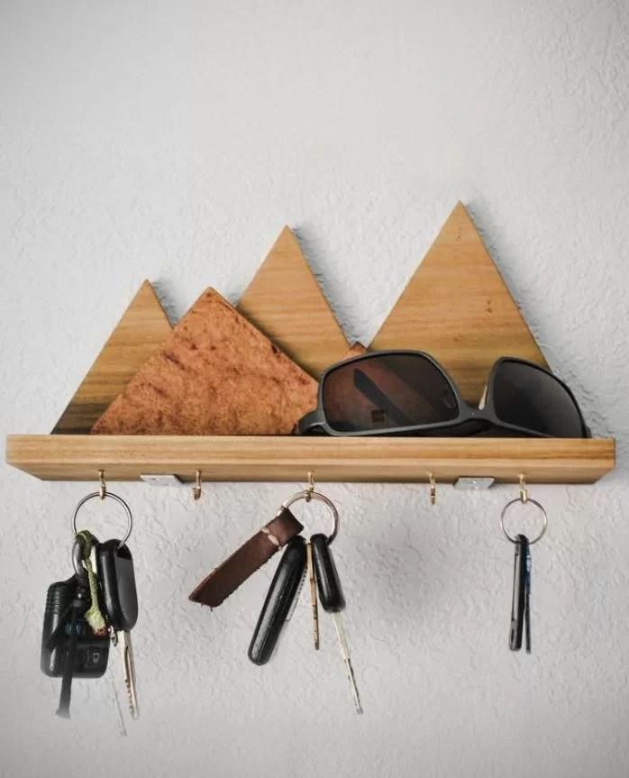 Mountain Key Rack