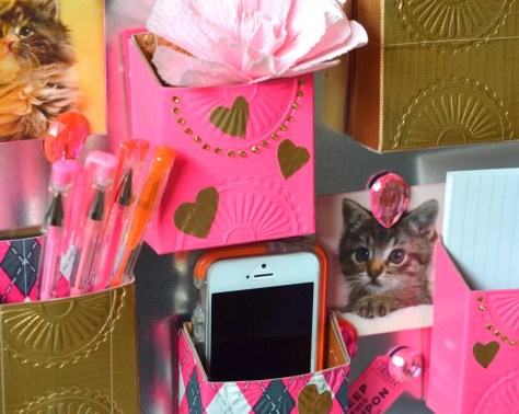 Homelysmart 10 Cute And Fun Diy Locker Decorations For Middle