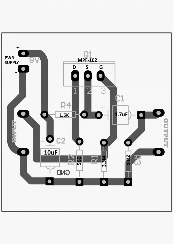 Make This Diy Contact Mic Circuit