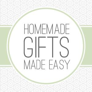 Free Homemade Gift Ideas Instructions For Easy Homemade