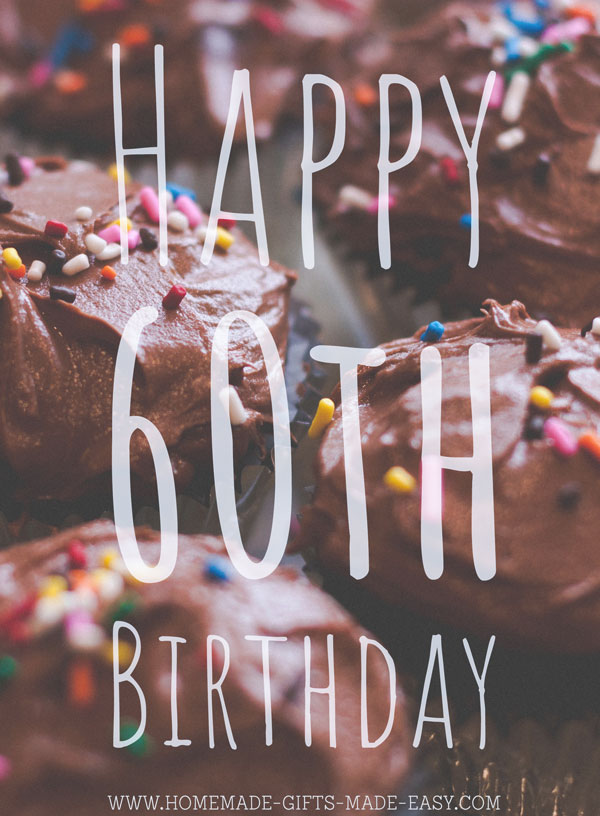 48 Best 60th Birthday Wishes Amp Messages