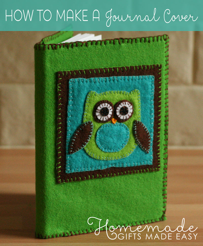 How To Make A Journal Cover