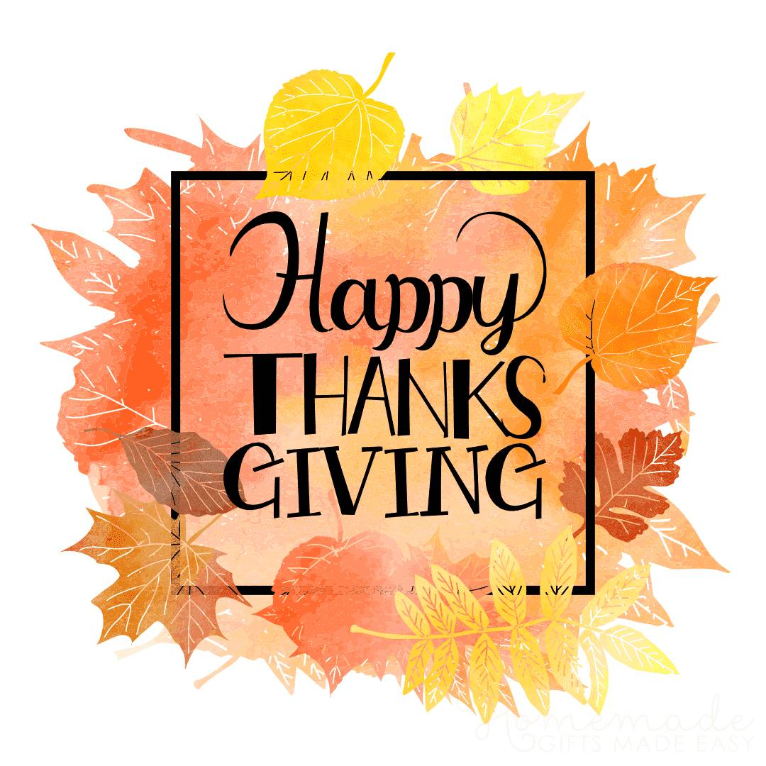 Happy Thanksgiving Wishes Messages Greetings For 2020