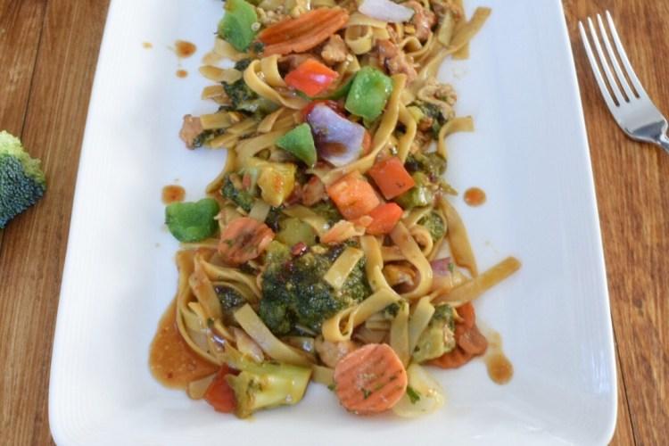 ❤️ Tagliatelle met Chilikip en Broccoli
