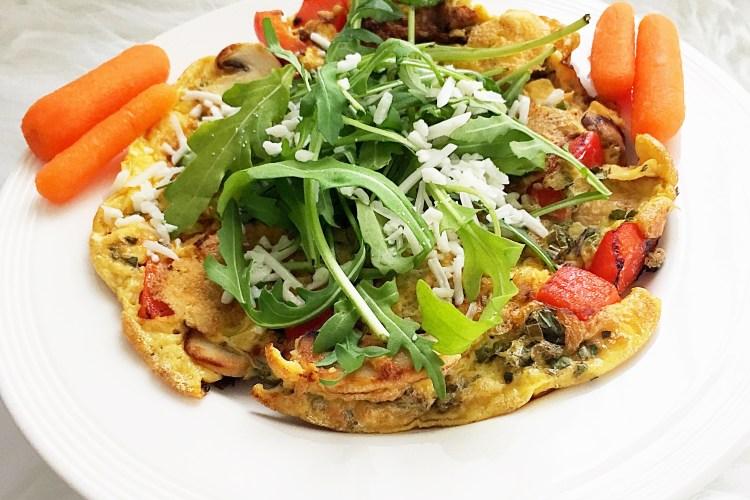 Lunch omelet