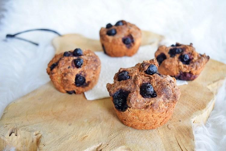 kwark muffins