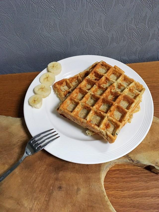 Havermout wafels