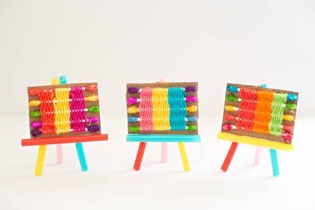 These are the most mind blowing and genius q-tip crafts around! These kid crafts using q-tips are simply amazing!!