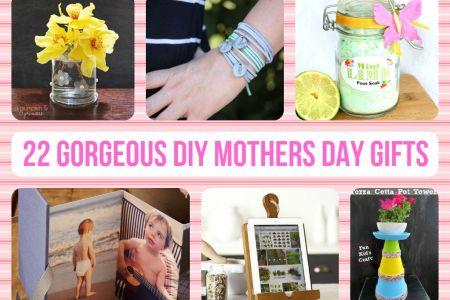imágenes de creative homemade gifts for mom