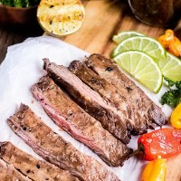 7UP Marinade for Steak