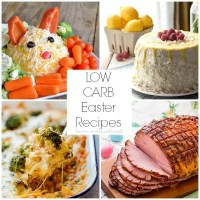 Low Carb Easter Recipes