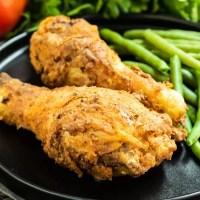 Air Fryer Fried Chicken