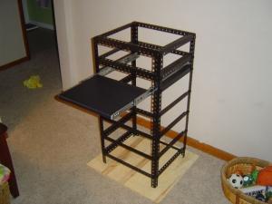 homemade server rack homemadetools net