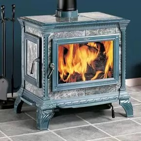 Standard Features Hearthstone Homestead 8570 F Wood Stove