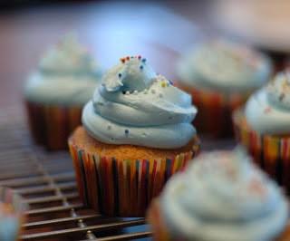My Favorite Vanilla Cupcake Recipe