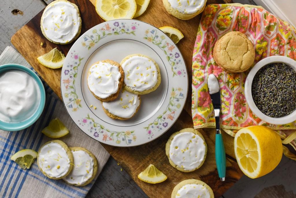 Egg-Free Lemon Cookies