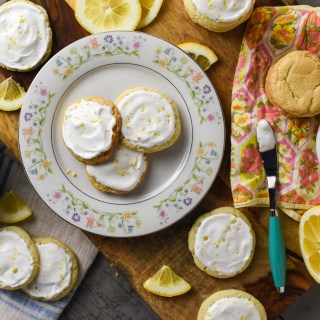Egg-Free Lemon Cookies
