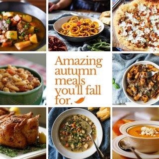 Amazing Autumn Meals You'll Fall In Love With