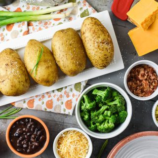 Amazing Baked Potatoes