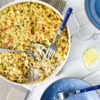 One-Pot Homemade Tuna Casserole Will Make You Rethink Everything