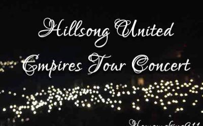 Hillsong United Empires Concert