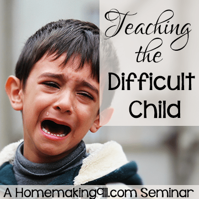 teaching-difficult-child-seminar