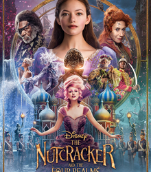 The Nutcracker and the Four Realms- plus my yummy Candied Pecans recipe!