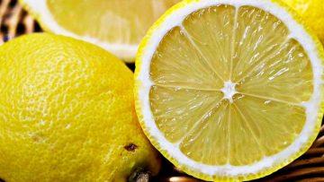 Bolo Mousse de Limão Siciliano