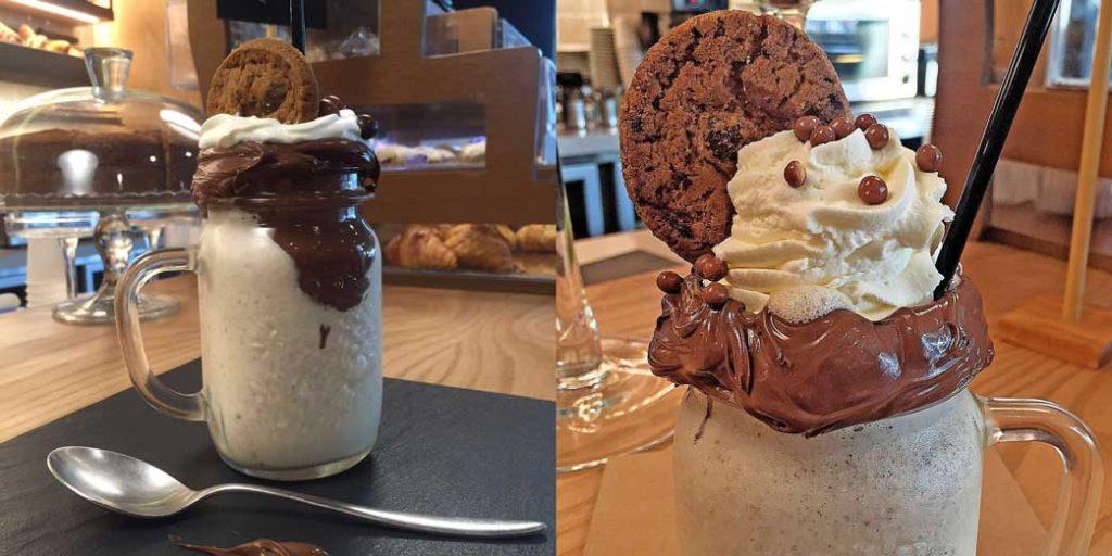Tem Na Web - Cookies N` Cream Milk Shake do Hilton Hotel