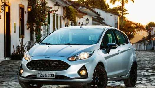 New Fiesta 2018 inspirado no Ford GT é lançado pela Ford