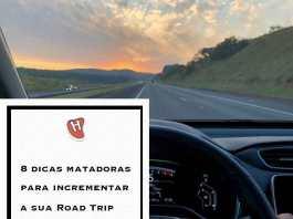 Road trip é a sensação de liberdade durante suas férias. diversas dicas de como se programar para a próxima viagem. Foto Renato Maia / Falando de Carro