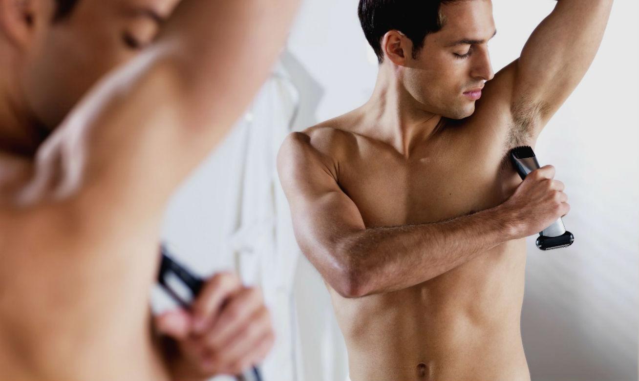 Homem No Espelho - Pelos corporais onde aparar e onde deixar - Depilação masculina