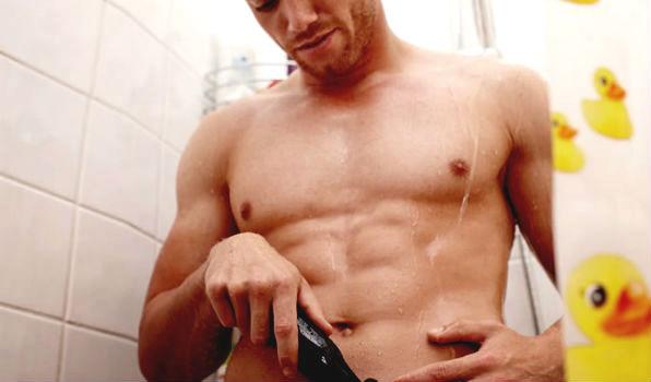 Homem No Espelho - Pelos corporais onde aparar e onde deixar - Depilação masculina - Depilação íntima - virilha