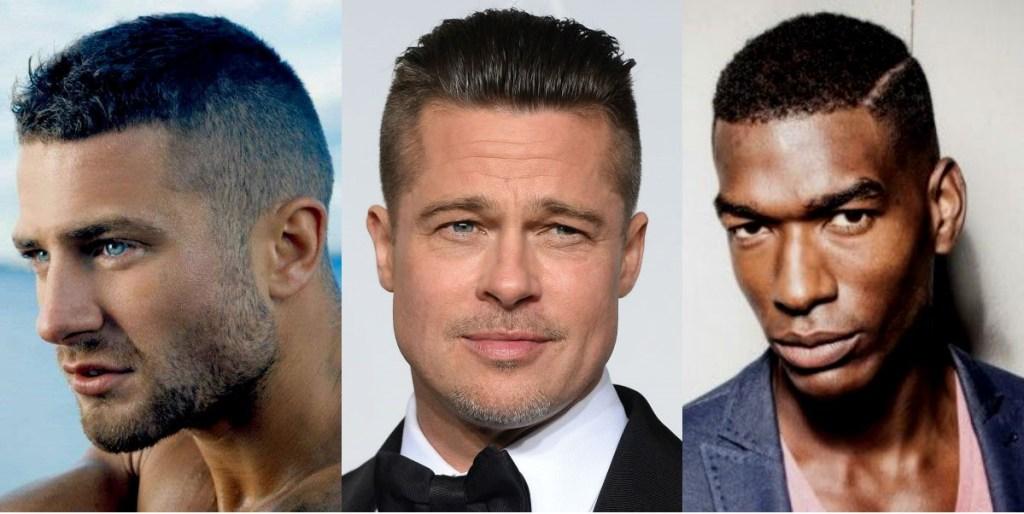 Homem No Espelho - Corte de cabelo masculino undercut-1