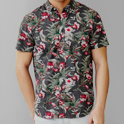Homem No Espelho - camisas estampadas13